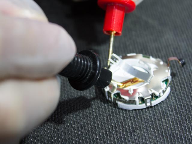 ダイブコンピュータ バッテリー交換価格 - 04