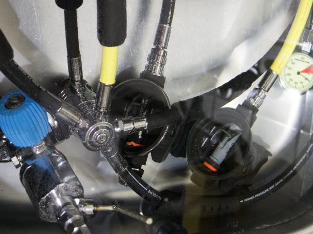 レギュレーターオーバーホールの流れ-8