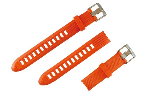 M2/Z1 用 ストラップ ( オレンジ ) エクステンションベルト付き
